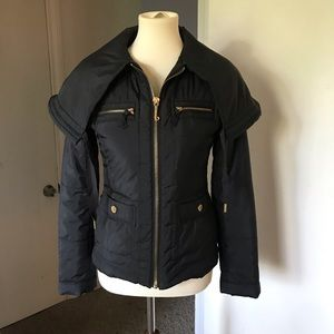 Juicy Couture light weight puffer jacket